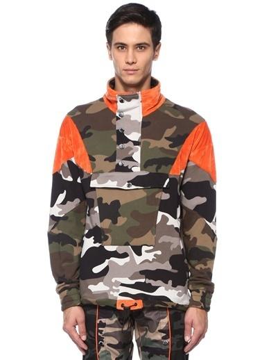Mhrs Sweatshirt Renkli